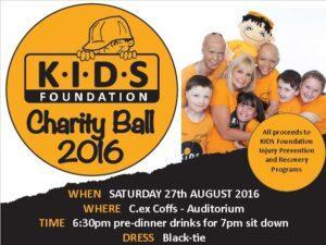KIDS Charity Ball